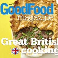 Front cover BBC Good Food Magazine