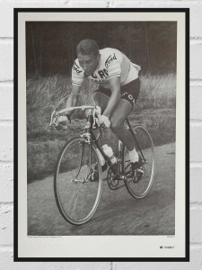 Jacques Anquetil print