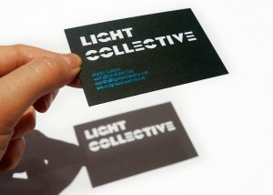Light Collective card