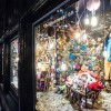 Liberty Christmas windows childrenswear