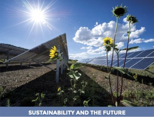 International Year of Light - sustainability and the future