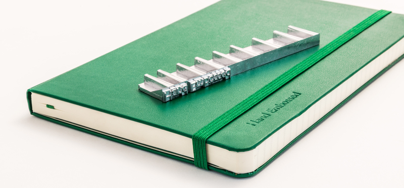 Prelogram Personalised Notebook