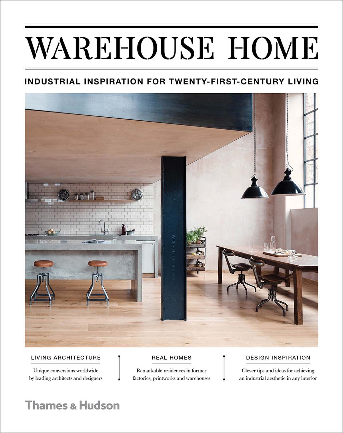 Warehouse home front cover