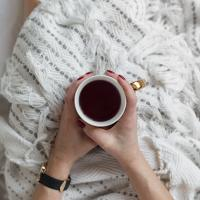 Wrapped up Cosy With a Brew