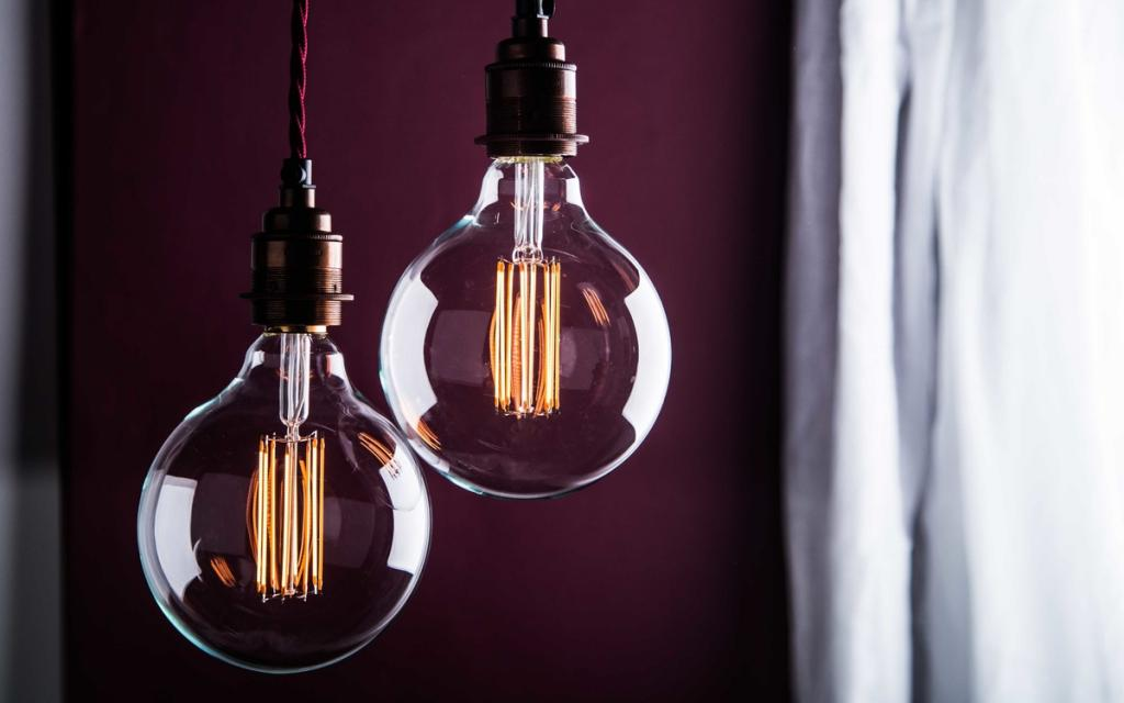 Factorylux LED-filament lamps