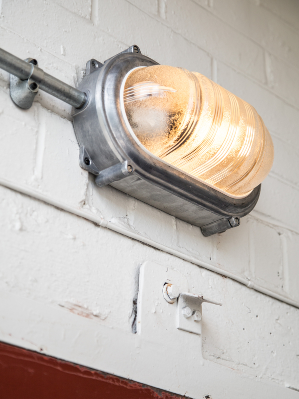 Wall Mounted Industrial Lights : Industrial Wall Lights Guide Factorylux Lighting