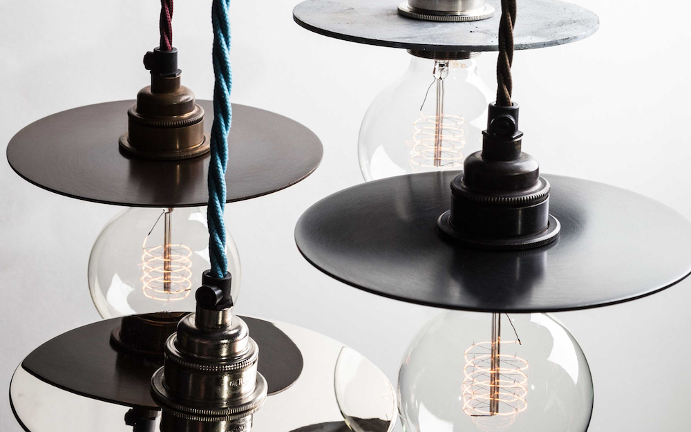 disc lamp shades