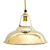gold Coolicon light shade