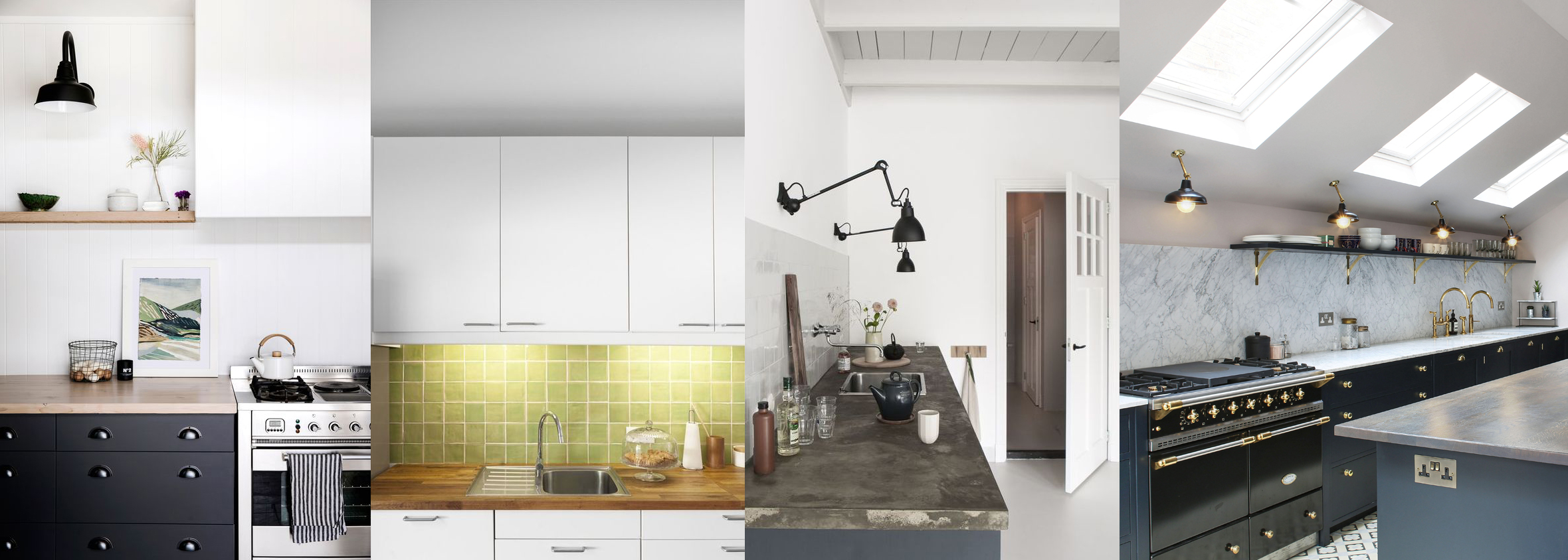 Kitchen Lighting - Task Lighting Inspiration