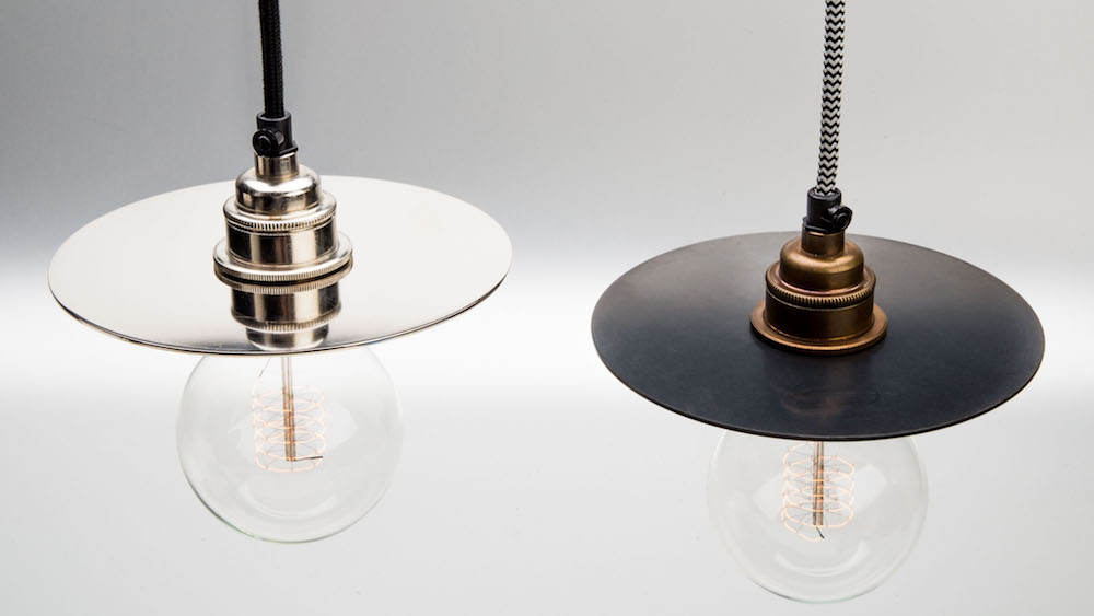 Round lamp shades new factorylux disc shades round lamp shades aloadofball Images