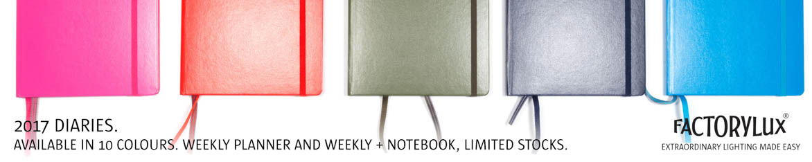 PERSONALISED MOLESKINE AND LEUCHTTURM DIARIES