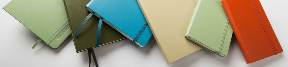 PERSONALISED MOLESKINE NOTEBOOKS