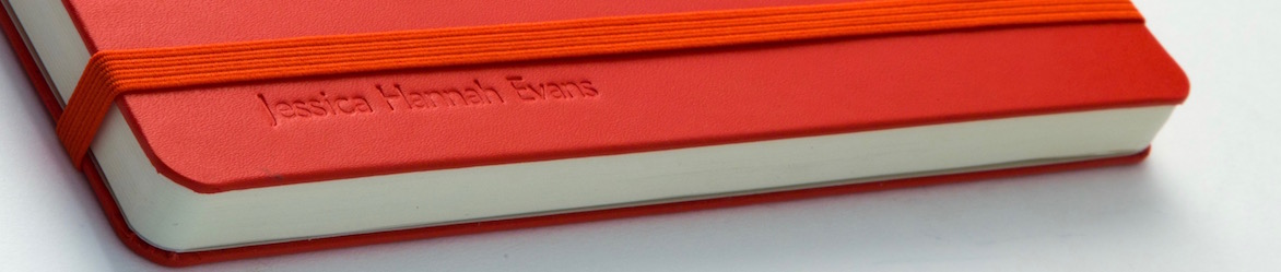 PERSONALISED NOTEBOOKS & DIARIES