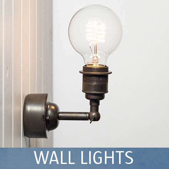 Wall Lights For Old Cottage : Industrial Lighting Vintage Lighting Factorylux