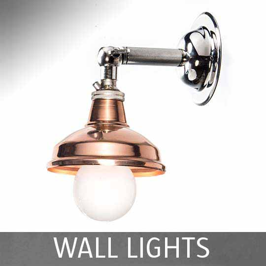 Cottage Bathroom Wall Lights : Vintage Lighting Industrial Lighting Factorylux