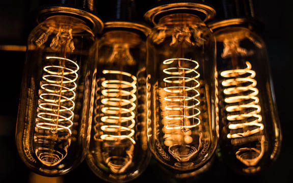 Short Tube Filament Light Bulbs