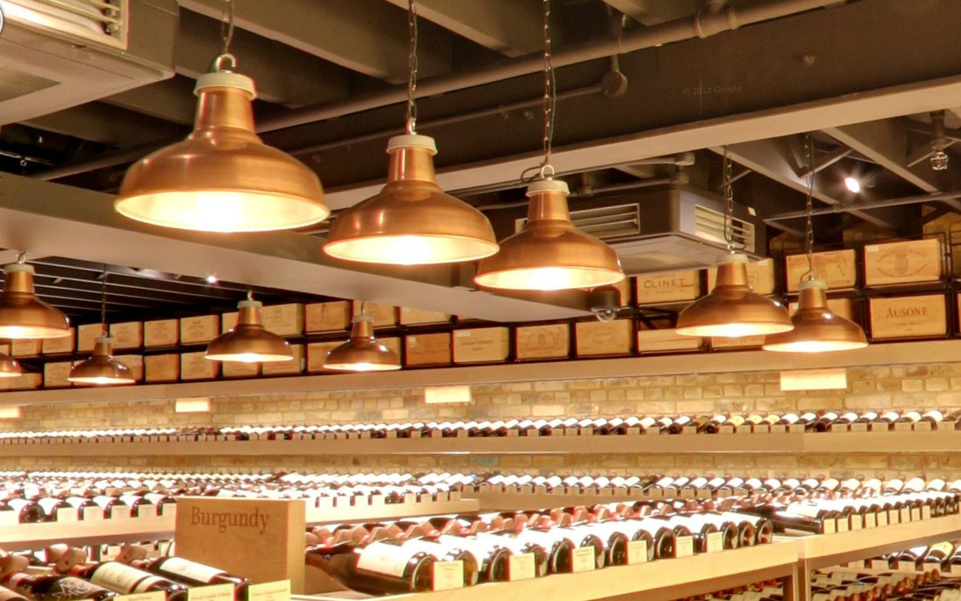 Factorylux lighting specified by architectural lighting designer Speirs + Major