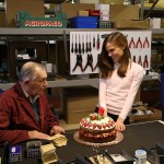 Stuart Holland turns 80