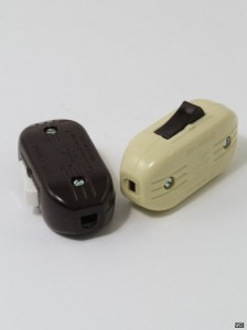 Bakelite rocker switches