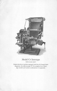 Intertype Model C4