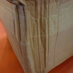 parcel damaged by DPD