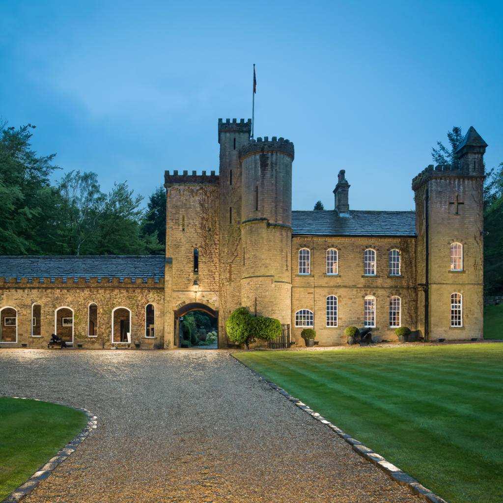Staycation destinations - Castle Trinity