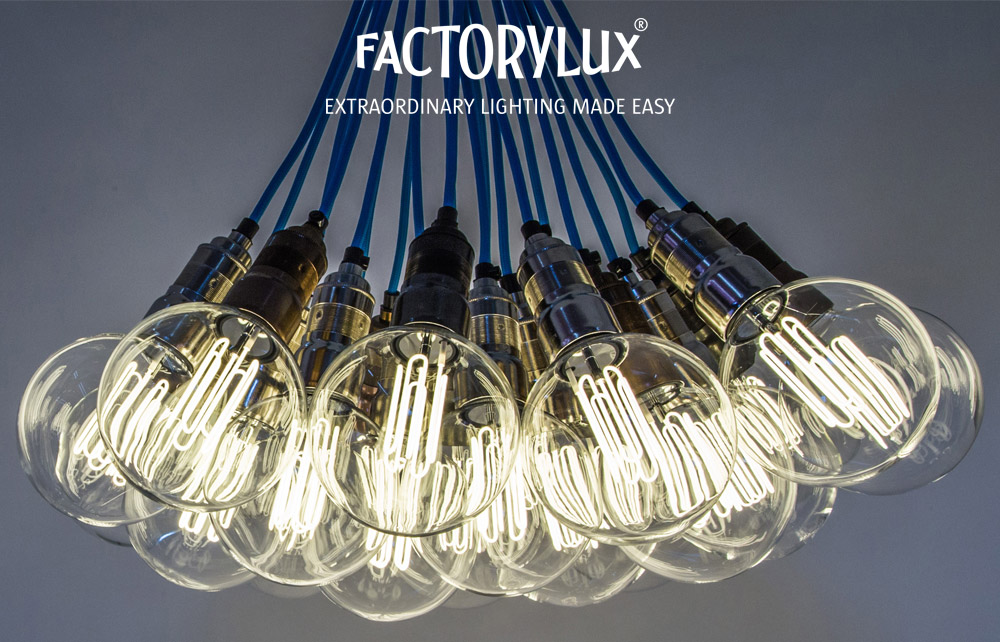Factorylux Eco-Filament light bulbs