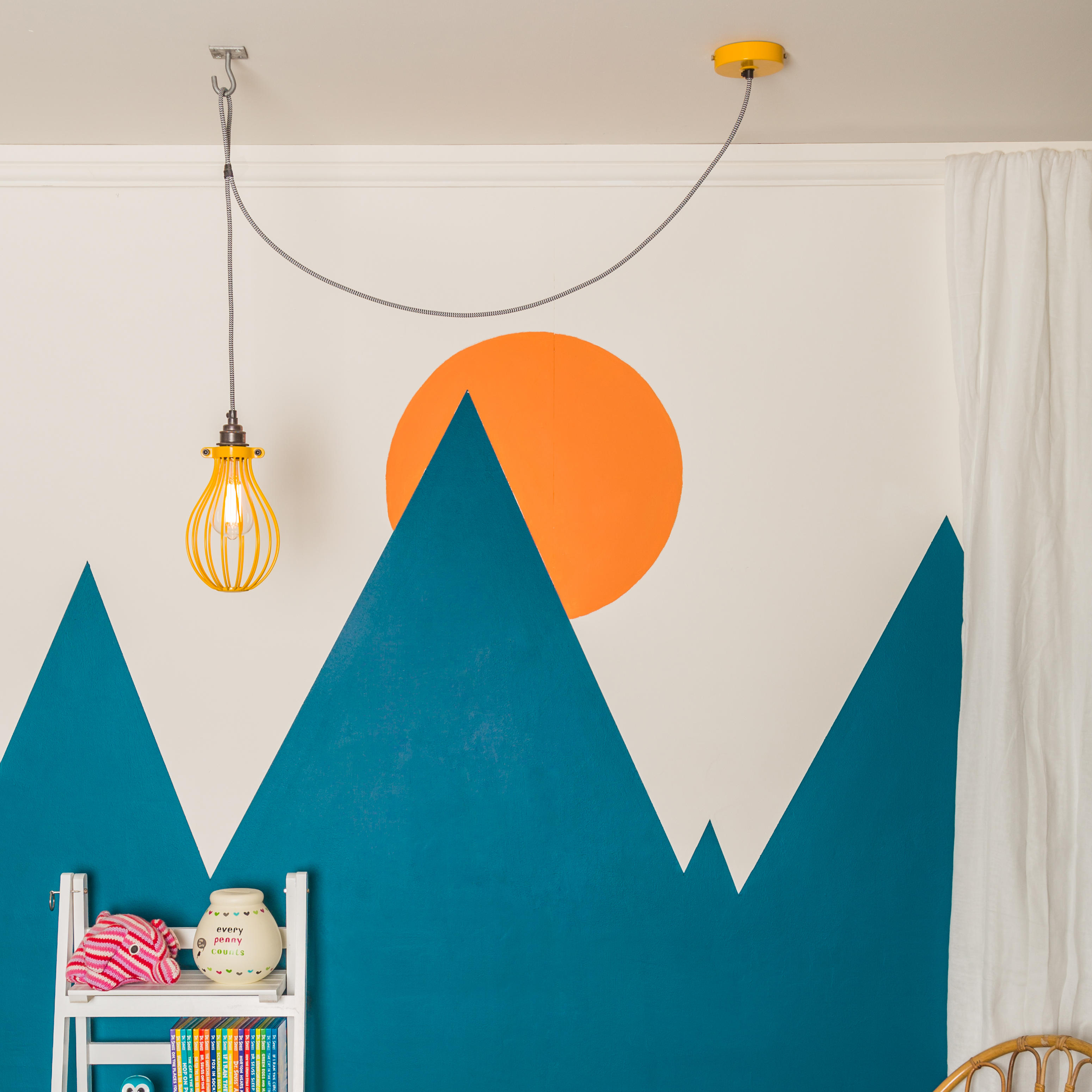 children's ceiling lighting