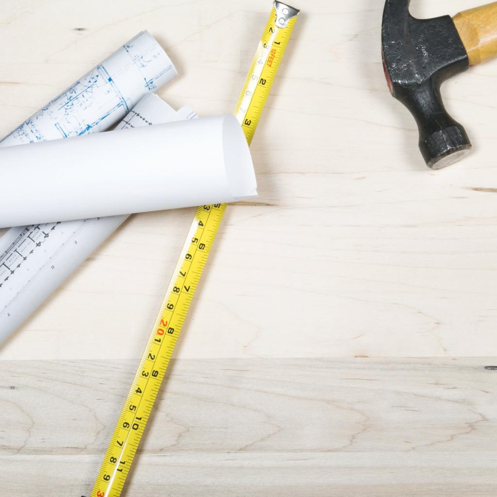Carefully planning your renovation