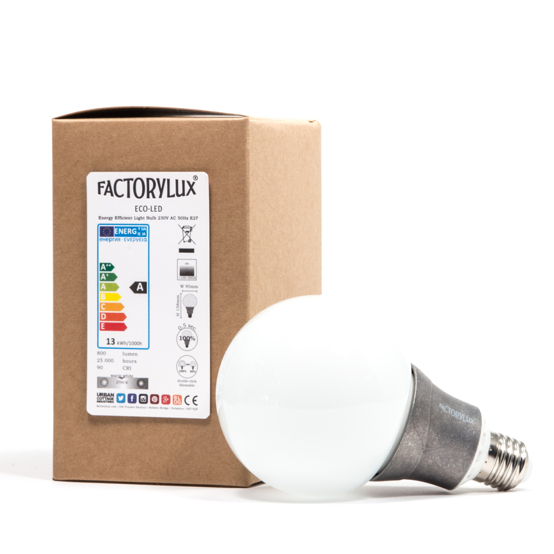 eco-led bulb with box