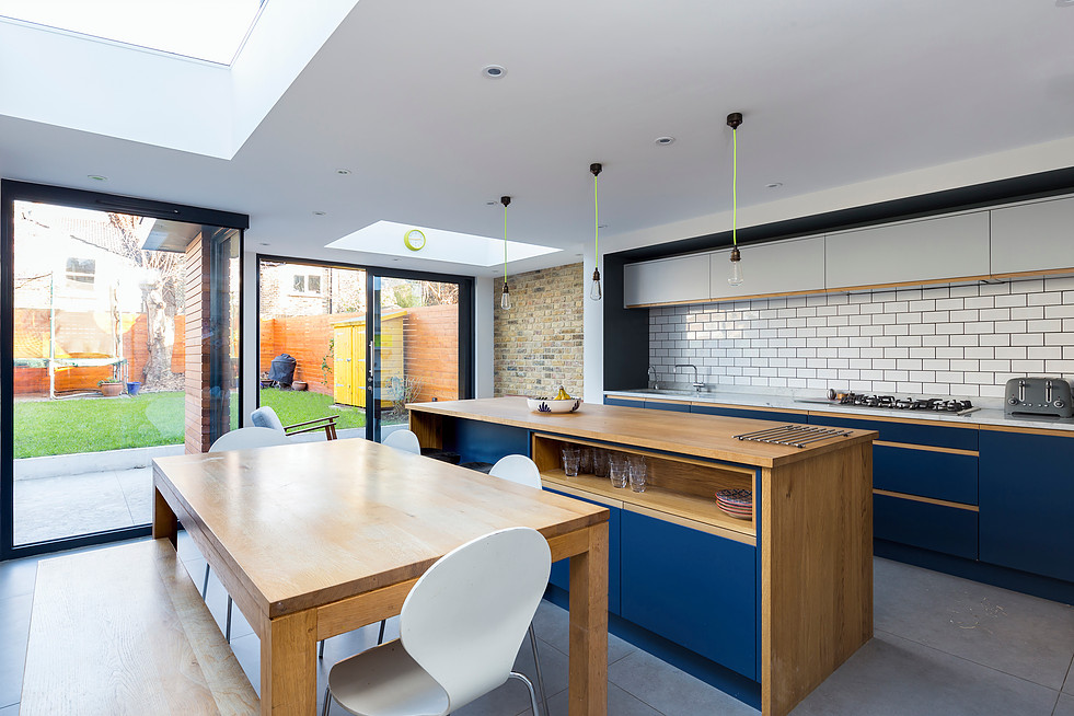 kitchen lighting Plan - effect and ambient lighting lights