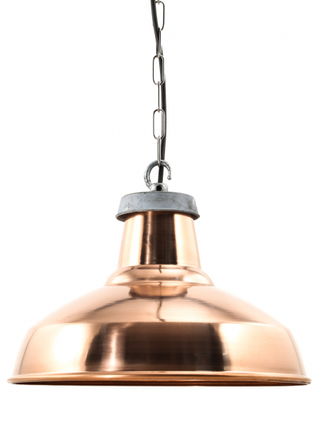 Copper Industrial Lamp Shade | 360mm