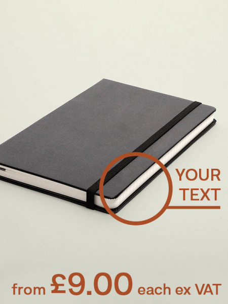 40% off Personalised Prelogram notebook