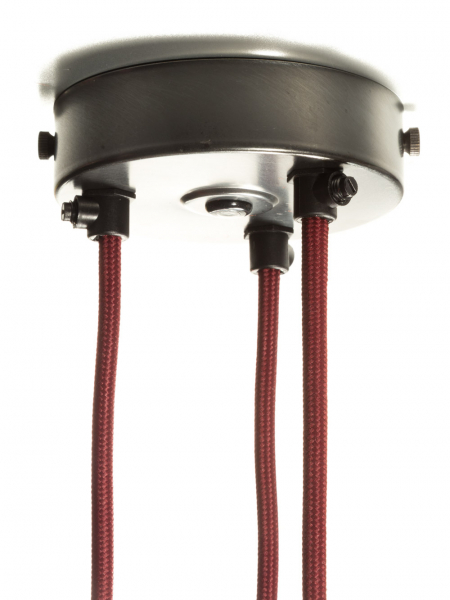 Multiple Outlet Ceiling Roses Bronze