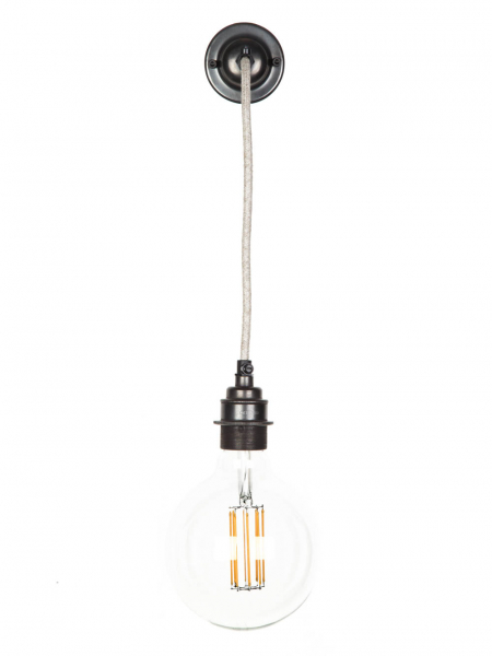 bronze simple pendant light
