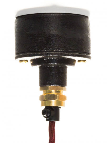 Cable Gland Lighting Pattress Type 4 Black