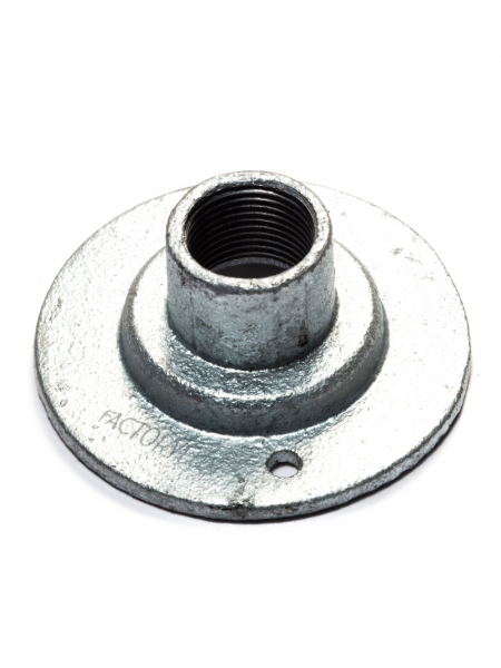 Circular Dome Cover Conduit Coupler