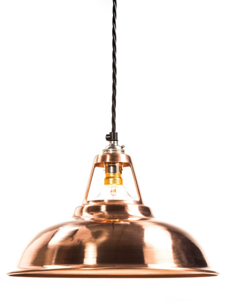 Copper Coolicon Lamp Shade | 280mm | B22