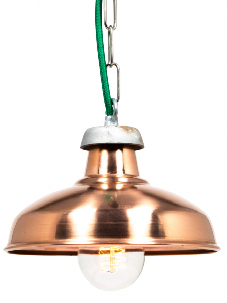 190mm Copper shade