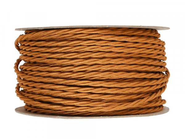 Copper Twisted Lighting Cable 3 Core