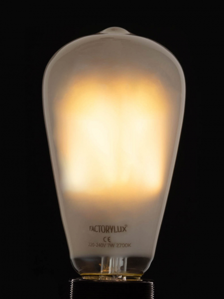 Low energy pear Shape Filament LED Light Bulb