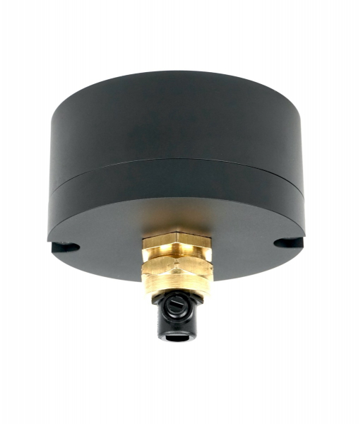 Cable Gland Lighting Pattress | Type 4 | Black