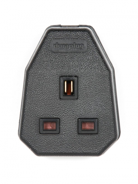 Heavy Duty Single Sockets Black, Orange & White
