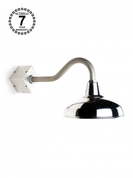 Katia - GoOutside™ Wall Light - Aluminium