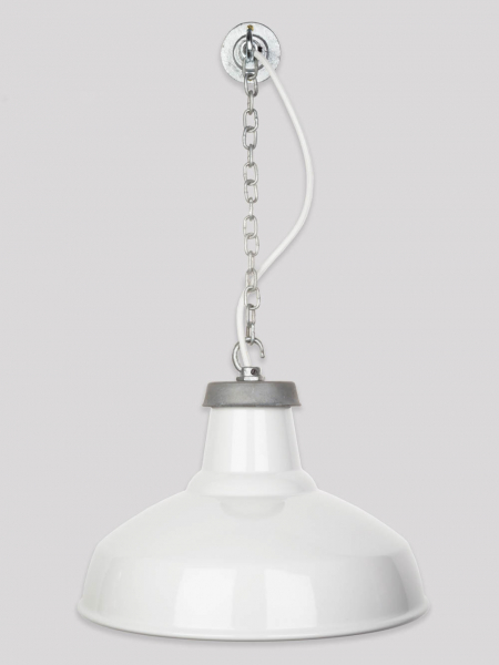 Design Your Own Large Reflector Pendant with Chain
