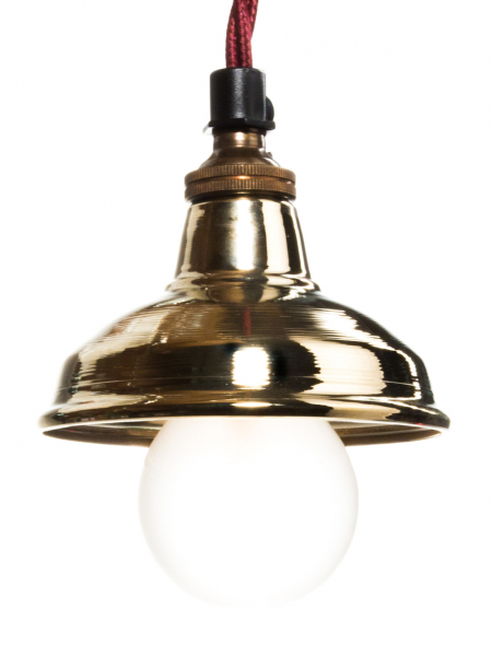 Gold Miniature Lamp Shade 80mm