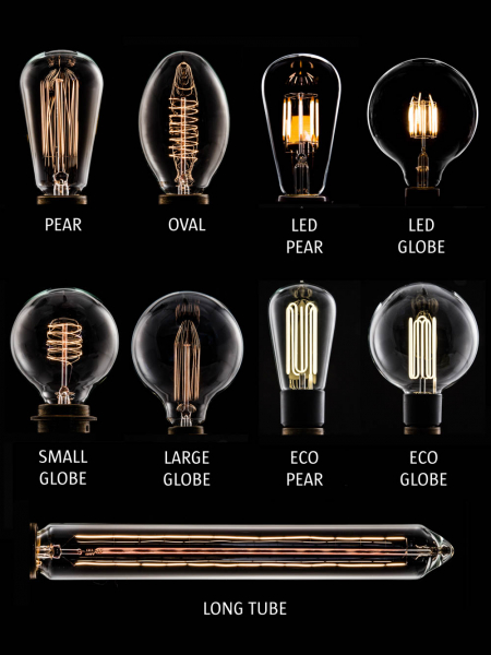 Simple Light Compatible Light Bulbs | E27 Screw