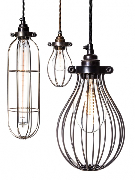 Cage Pendant Lights | Made For You