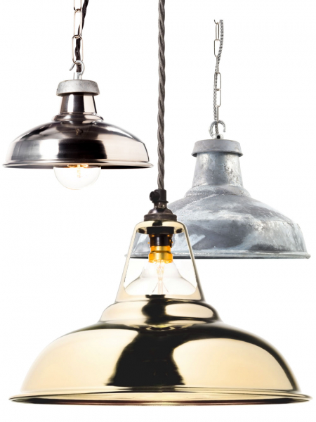 Metal Pendant Lights | Made For You