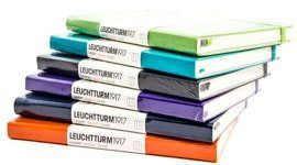 Personalised Leuchtturm Notebooks